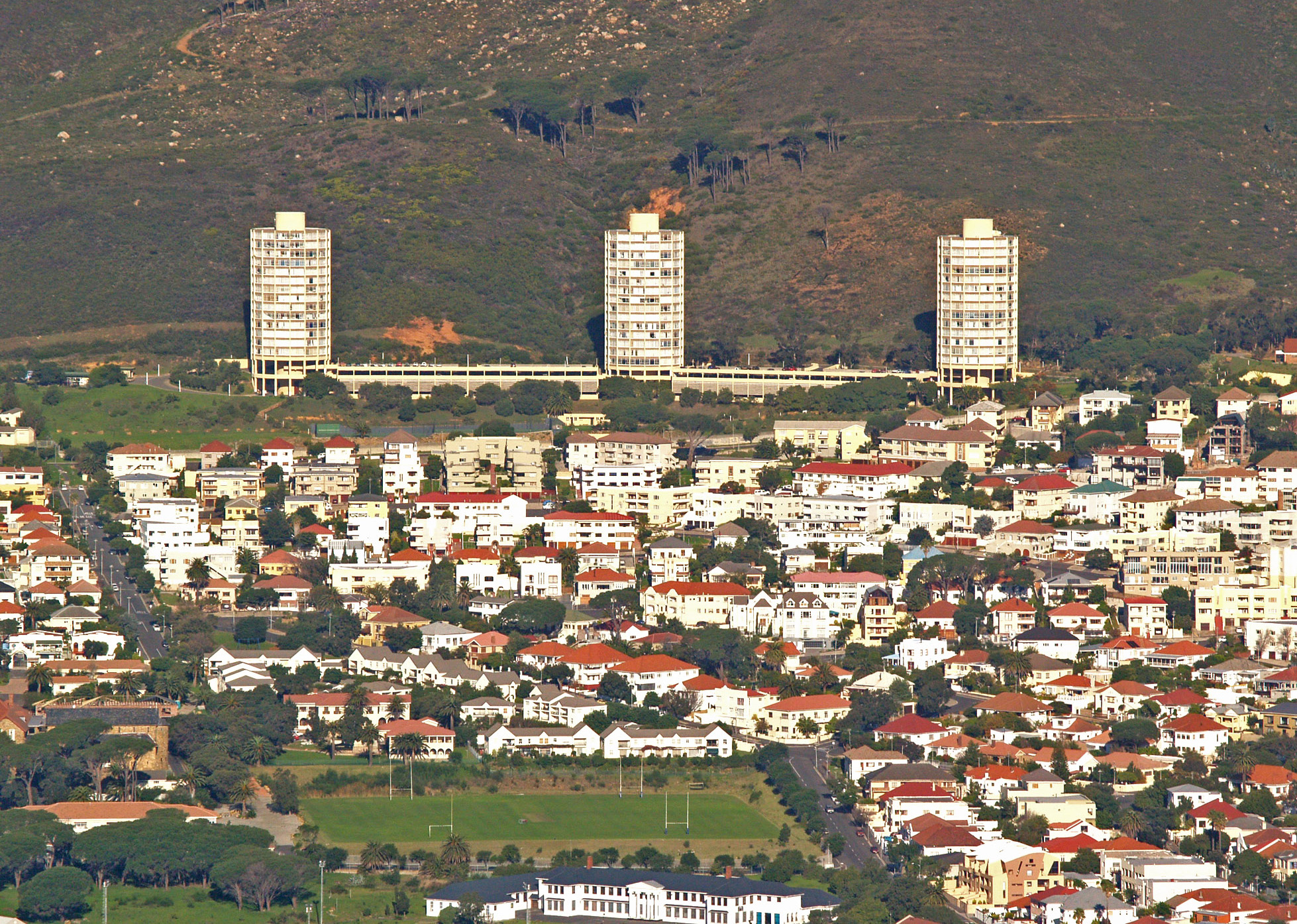 Vredehoek Area Information Book Cape Town